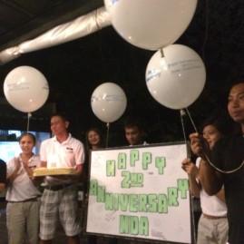 MDA 2nd Anniversary