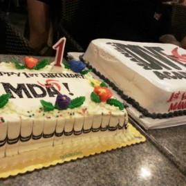 MDA 1st Anniversary